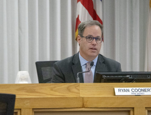 County supervisor Ryan Coonerty will not seek reelection