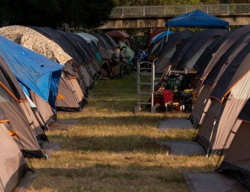 Homeless camp limits approved in Santa Cruz