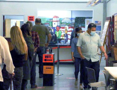 Santa Cruz City Council early election results