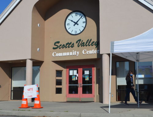 Scotts Valley City Council early election results