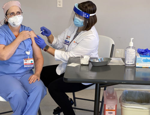 State mandate raises vaccination rate among Santa Cruz County healthcare workers