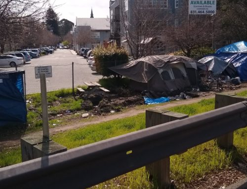 Shared data, goals in Santa Cruz County's plan for homeless