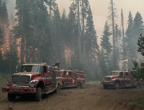 Volunteer firefighters needed in Santa Cruz County