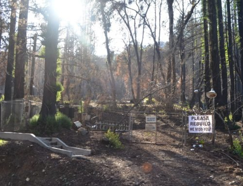 New debris-flow maps, rules aim to help CZU Fire rebuilding