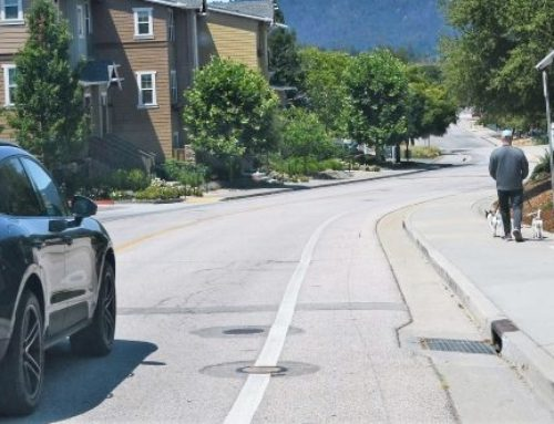 Injury crash in crosswalk renews calls for street upgrades in Scotts Valley
