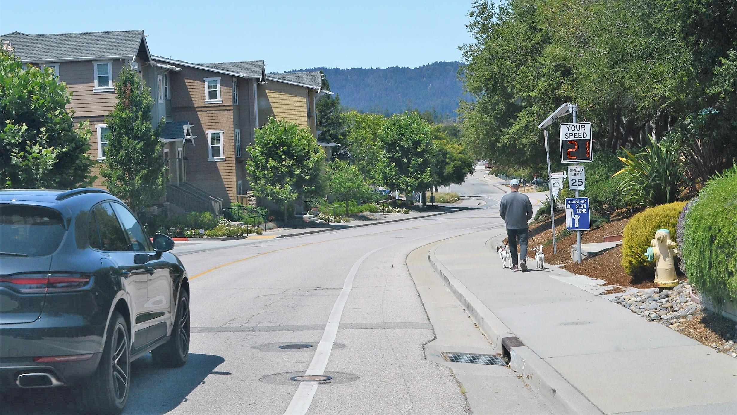 Bluebonnet Lane in Scotts Valley